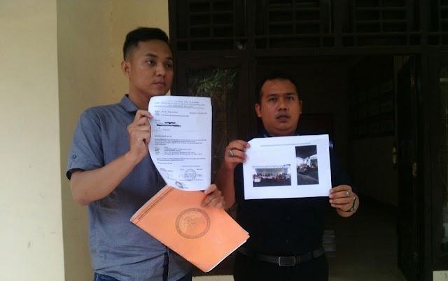 Wakil Bupati Lebak Dilaporkan ke Bawaslu Banten