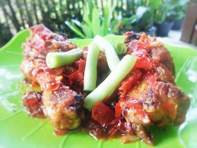 Resep Balado Daging Ayam