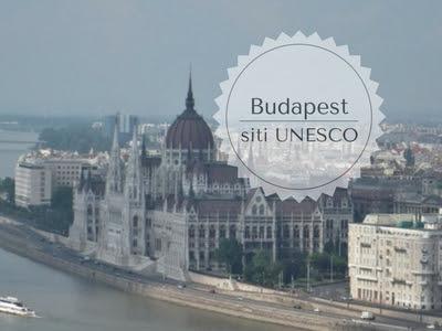 Budapest siti patrimonio dell'Umanità UNESCO