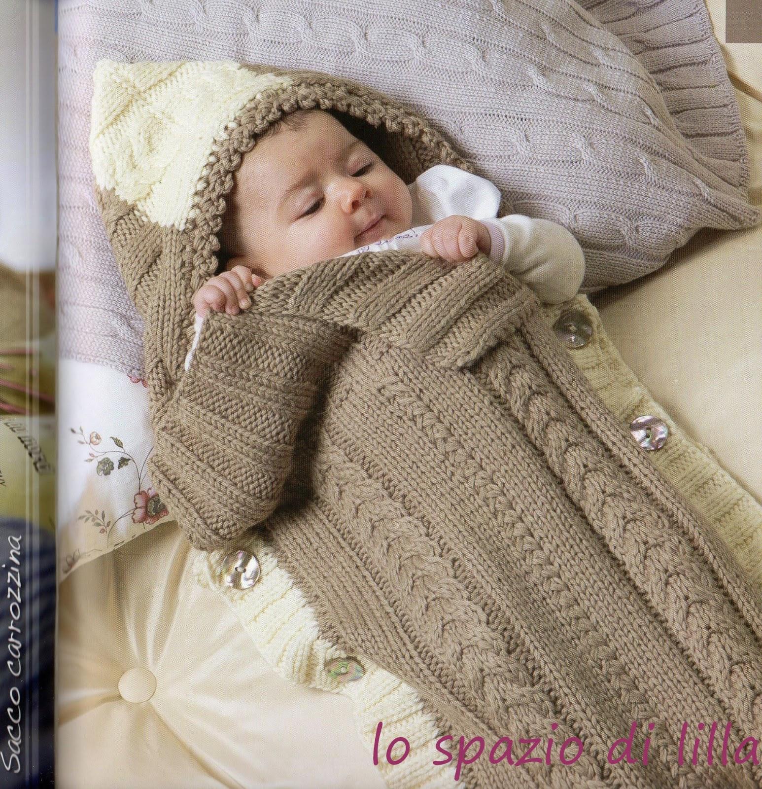 lo spazio di lilla: a gentile richiestagli abitini a maglia per