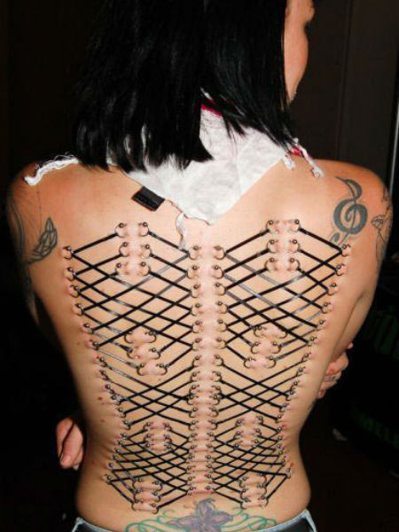 Graphic: Check out some of the weirdest body mods in pictures