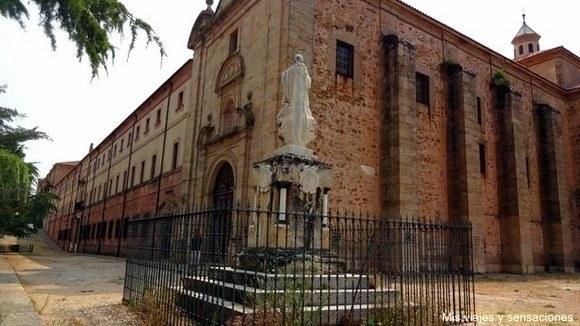 Universidad-Monasterio de los Jerónimos, Siguenza
