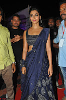 Pooja Hegde choli saree at DJ Duvvada Jaggannadham music launch ~  Exclusive 143.jpg