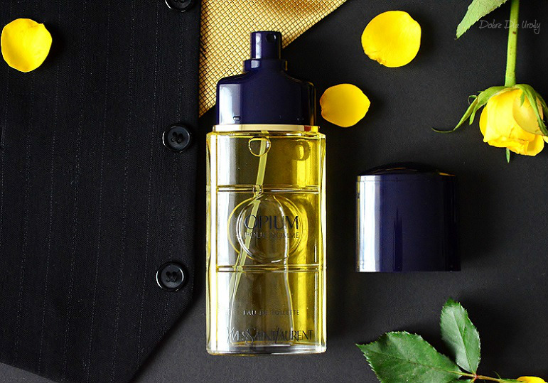 Woda toaletowa Opium Pour Homme Yves Saint Laurent Perfumeria.pl
