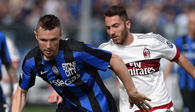 Atalanta vs AC Milan en vivo