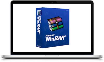 WinRAR 5.50 Full Version