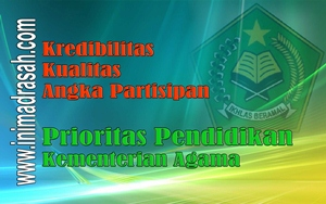 Prioritas Pendidikan Kementerian Agama Tahun 2015-2019