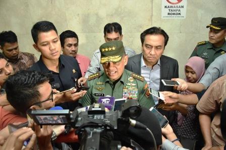 Panglima TNI : TNI Cegah ISIS Masuk Wilayah Indonesia