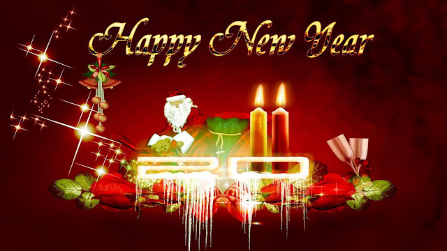 2017 happy new year wallpaper download
