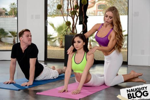 Brazzers Exxtra – Nicole Aniston & Ariana Marie