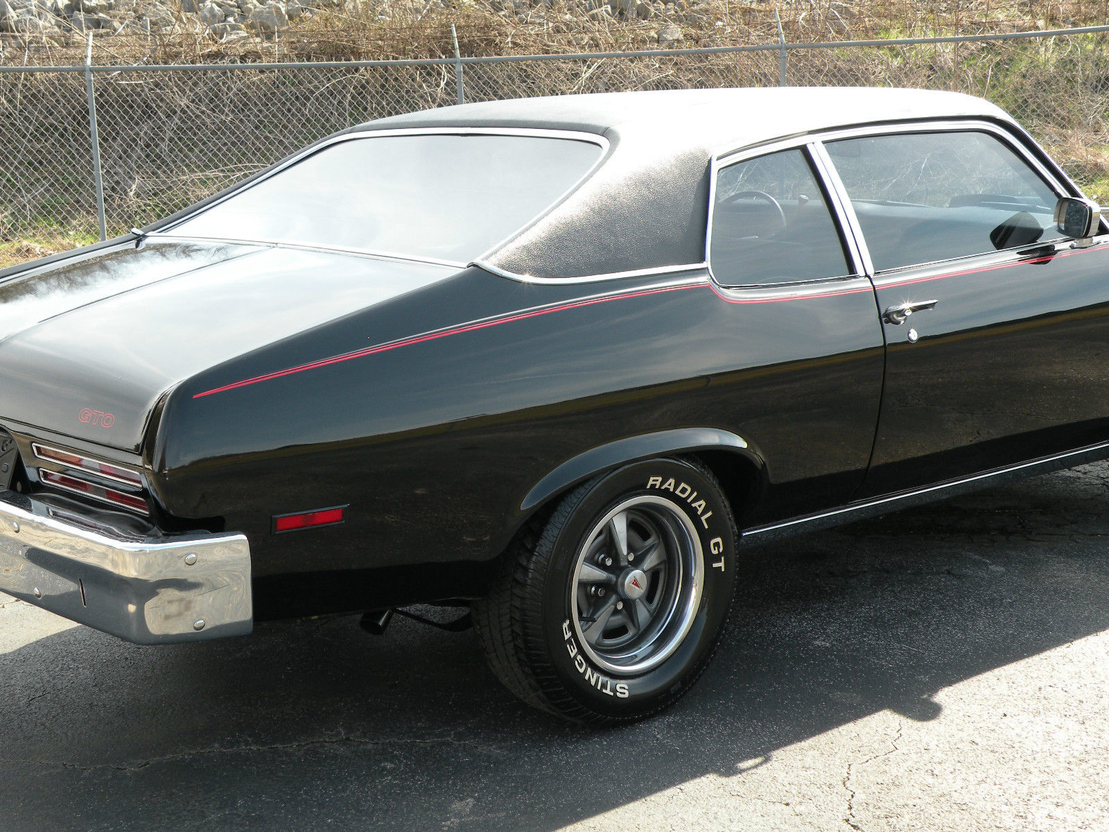 Daily Turismo Auction Watch 1973 Pontiac Ventura Gto Clone Project Car From Ebay Listing
