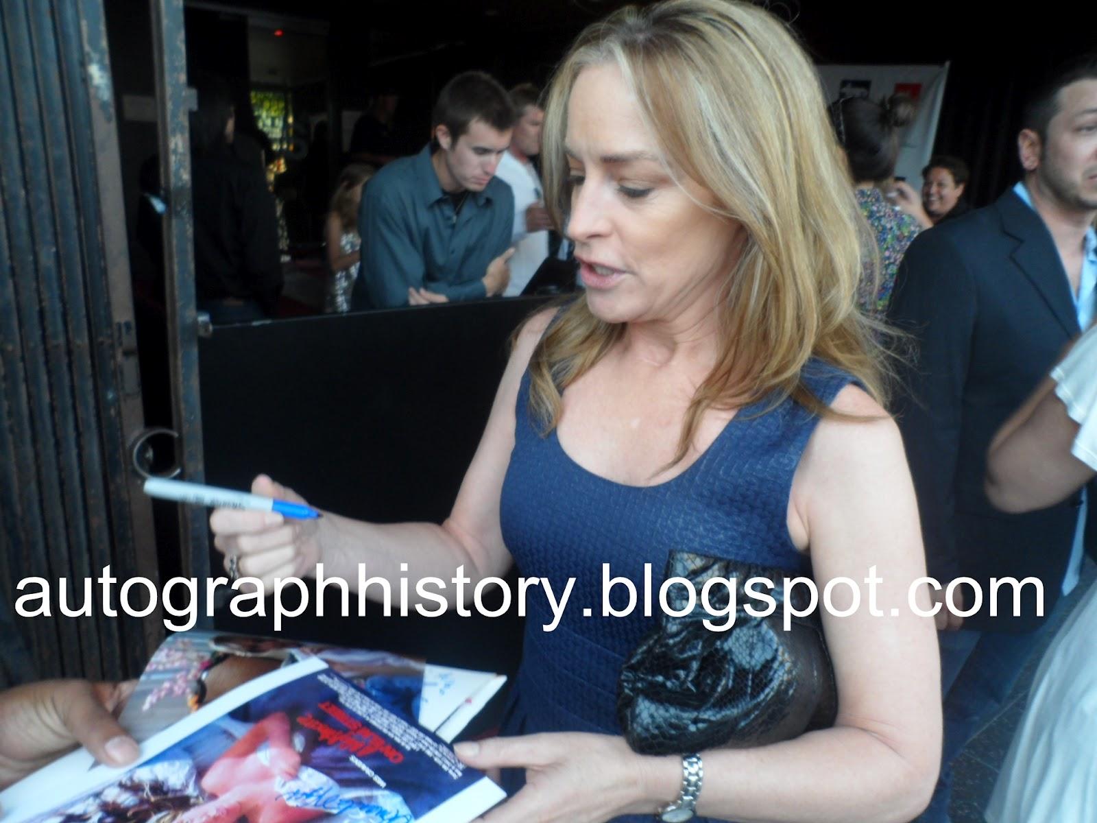 Amanda Wyss Photos will the autograph guy: sprawl movie premiere w amanda wyss