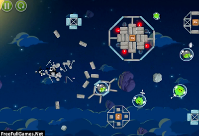 Angry Birds Space PC Game Free Download Full Version