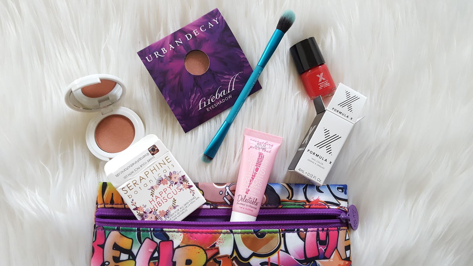 review of my June 2016 Ipsy Glam Bag
