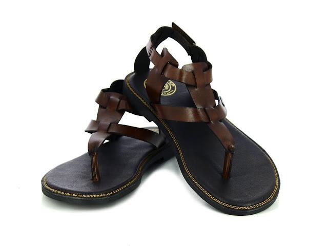 Sandals from Alberto Torresi