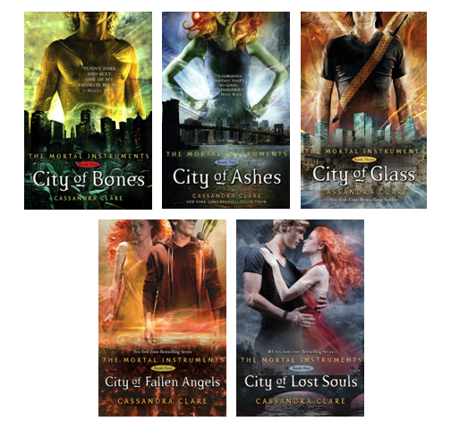 The Mortal Instruments Updated! - Cassandra Clare ...