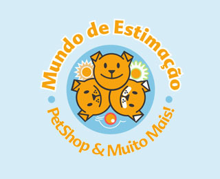 Logotipo inspirado en animal.