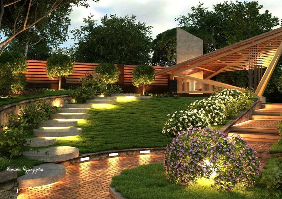 Mind blowing garden lighting ideas decor units for Mind boggling ideas