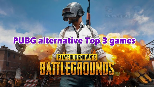 PUBG Alternative games | PUBG ke badle yeh games khel sakte hai