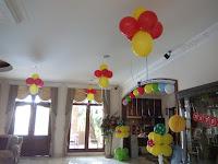 Jasa Dekorasi Balon Pesta Ulang Tahun Murah