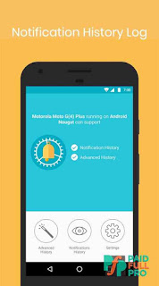 Notification History Log Pro APK