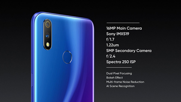 realme 3 pro best camera features