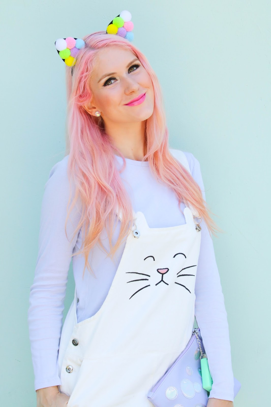 Cute Outfit with Cat Ears