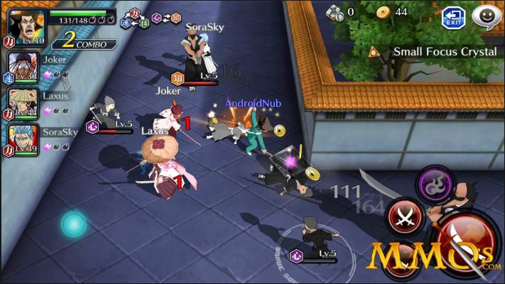 Bleach: Brave Souls APK, Bleach: Brave Souls Mod APK