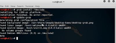 Memperbaiki error GRUB Rescue di Linux.