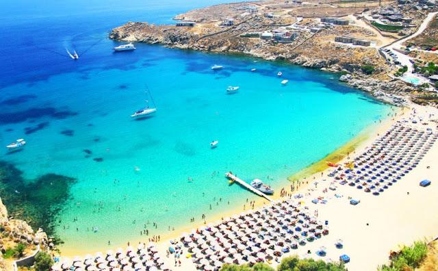 Ilha de Mykonos, Grécia
