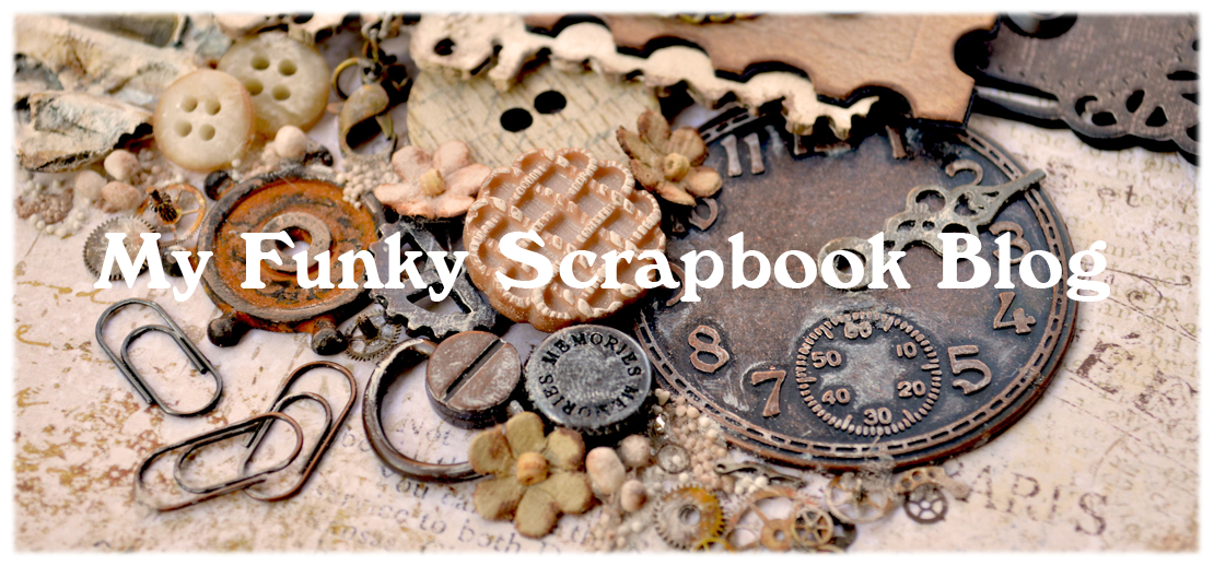 My Funky Scrapbook Blog