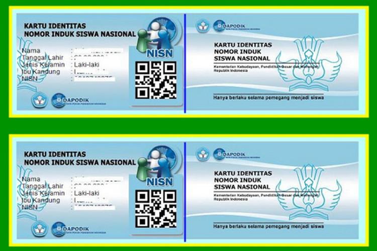 Download Aplikasi Cetak Kartu Nisn Tampilan 2017 Terbaru