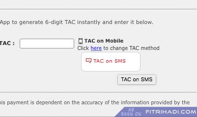 Cara Bayar Bil Online Telekom Melalui CIMB Clicks