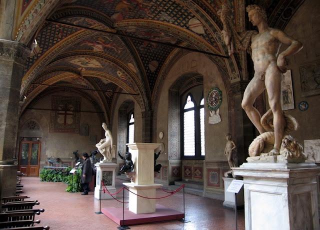 Museu Bargello em Florença