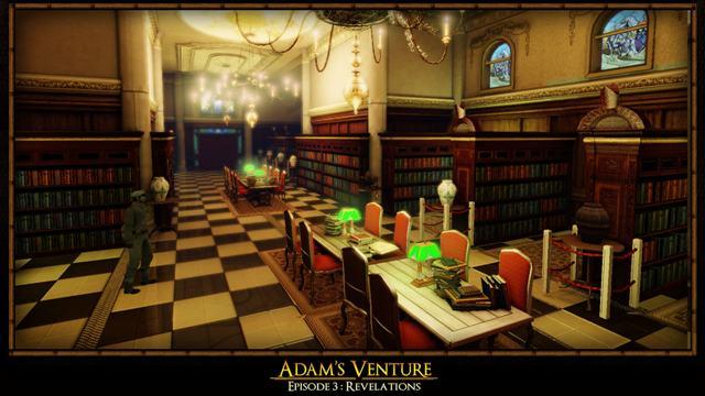 Adam's Venture 3  Revelations PC Full 2012 Descargar Skidrow 1 Link