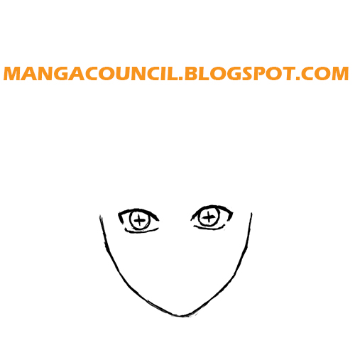 How to draw naruto six paths sage mode manga council ok for now enough about the eyes part and lets continue to draw naruto nose which simply looks like two simple dots or mini line ccuart Gallery