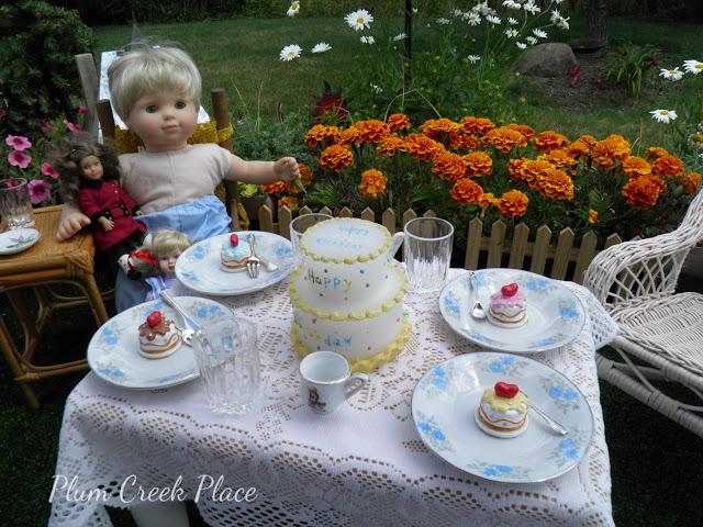 "18"" dolls, African American Doll, American Girl Doll, Birthday Party, Garden Party, Journey Girl Dolls, Ladybug, Lotus Doll, Madame Alexander dolls, play dolls, Tea Party"