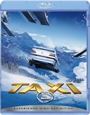 Taxi 3 (2003) Dual Audio Hindi 480p BluRay x264 300MB ESubs Movie Download