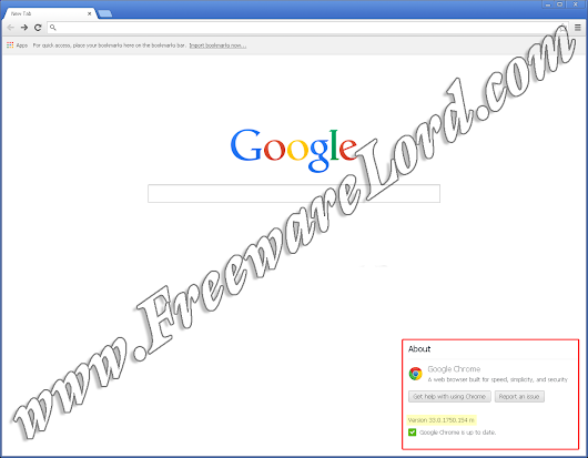 Lord of FreewaresLord of Freewares: Download Latest Google Chrome 33 Offline Installer