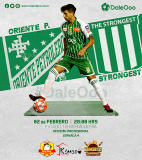 Oriente Petrolero vs The Strongest - DaleOoo