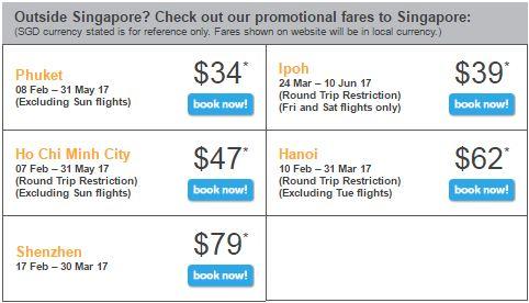 Bán vé máy bay khuyến mãi tiger air bay đến singapore