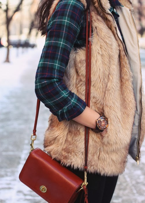 Beautiful Brown Leather Bag | Fashion And Style