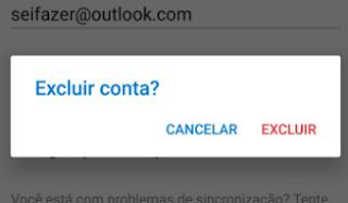 Como fechar meu email Hotmail