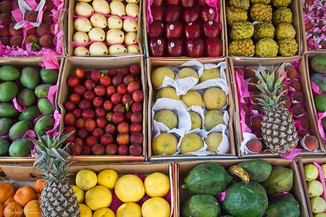 buah potong segar