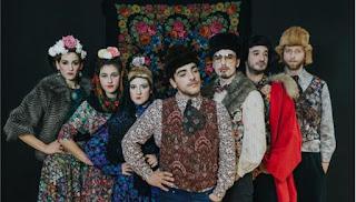 ГЛУМ (Γκλουμ)' από την Ομάδα C. for Circus στο Θέατρο Αμαλία