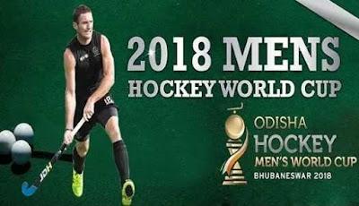 Men's Hockey WC 2018
