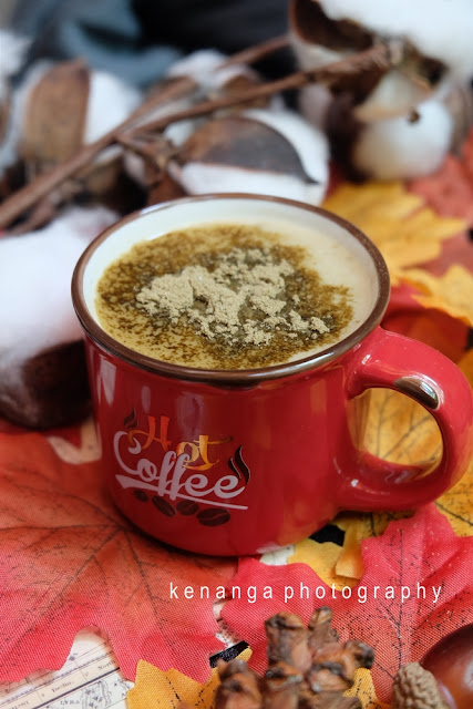 Hojicha Latte Lokal dari Matchamu Tea
