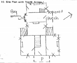 Site Layout of Bowman House