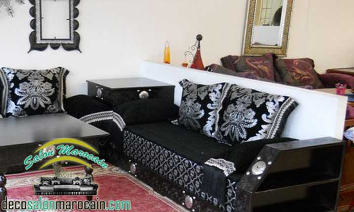 boutique salon marocain 2018 2019. Black Bedroom Furniture Sets. Home Design Ideas