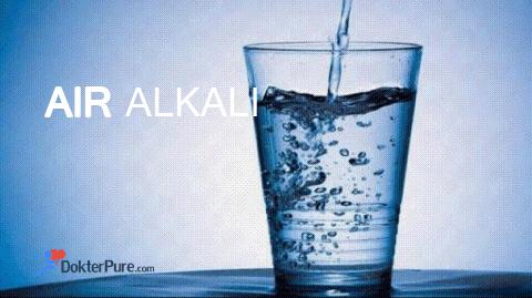 Air Alkali banyak Manfaat Kesehatan dan Aman Konsumsi, Benarkah demikian?